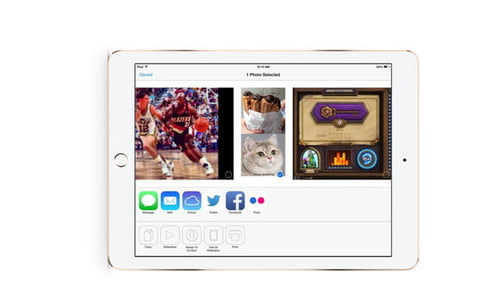 How to Take a Screenshot on an iPad (Any Generation