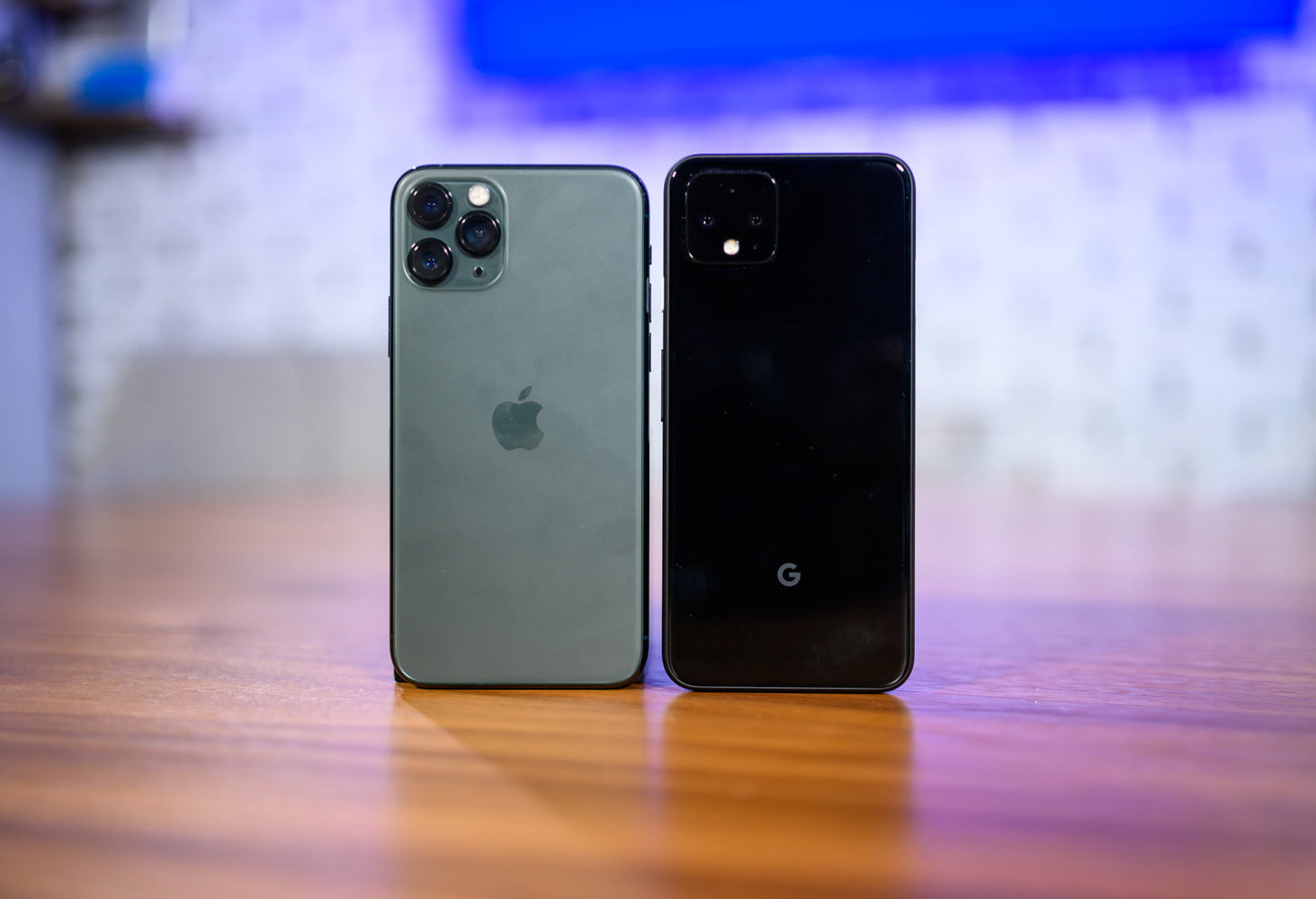 Google Pixel 4 Vs Apple Iphone 11 Pro Spec Comparison