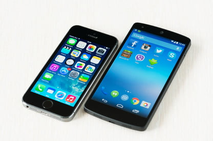 iPhones crash more often than Android phones, study says