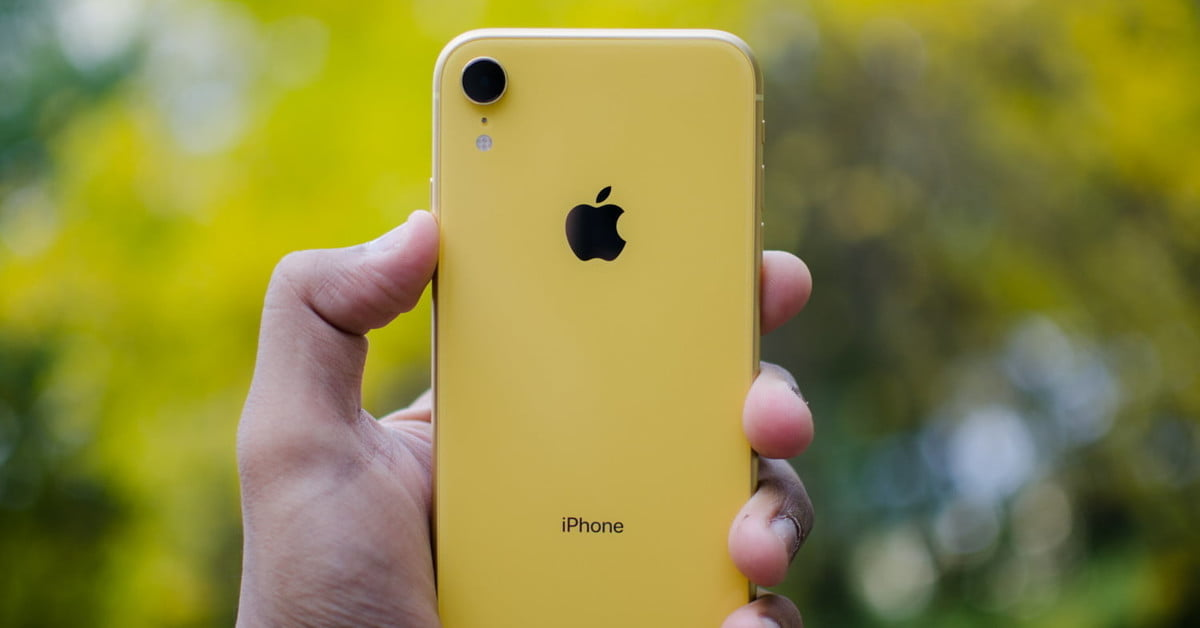 The iPhone XR Was the Highest-Selling Smartphone in 2019 | Digital Trends