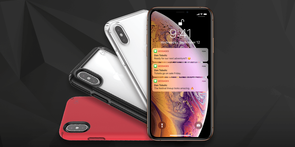 iPhone Giveaway: Win the New iPhone XS and 3 Speck Presidio