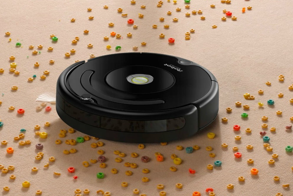 Roomba update brings greater peace of mind with Keep Out Zones