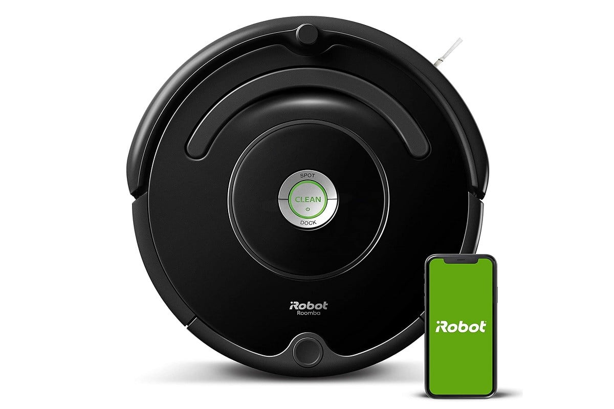 digitaltrends.com - Jacob Silver - Roomba 675 Robot Vacuum is $80 Off -- it's the Perfect Time to Buy!