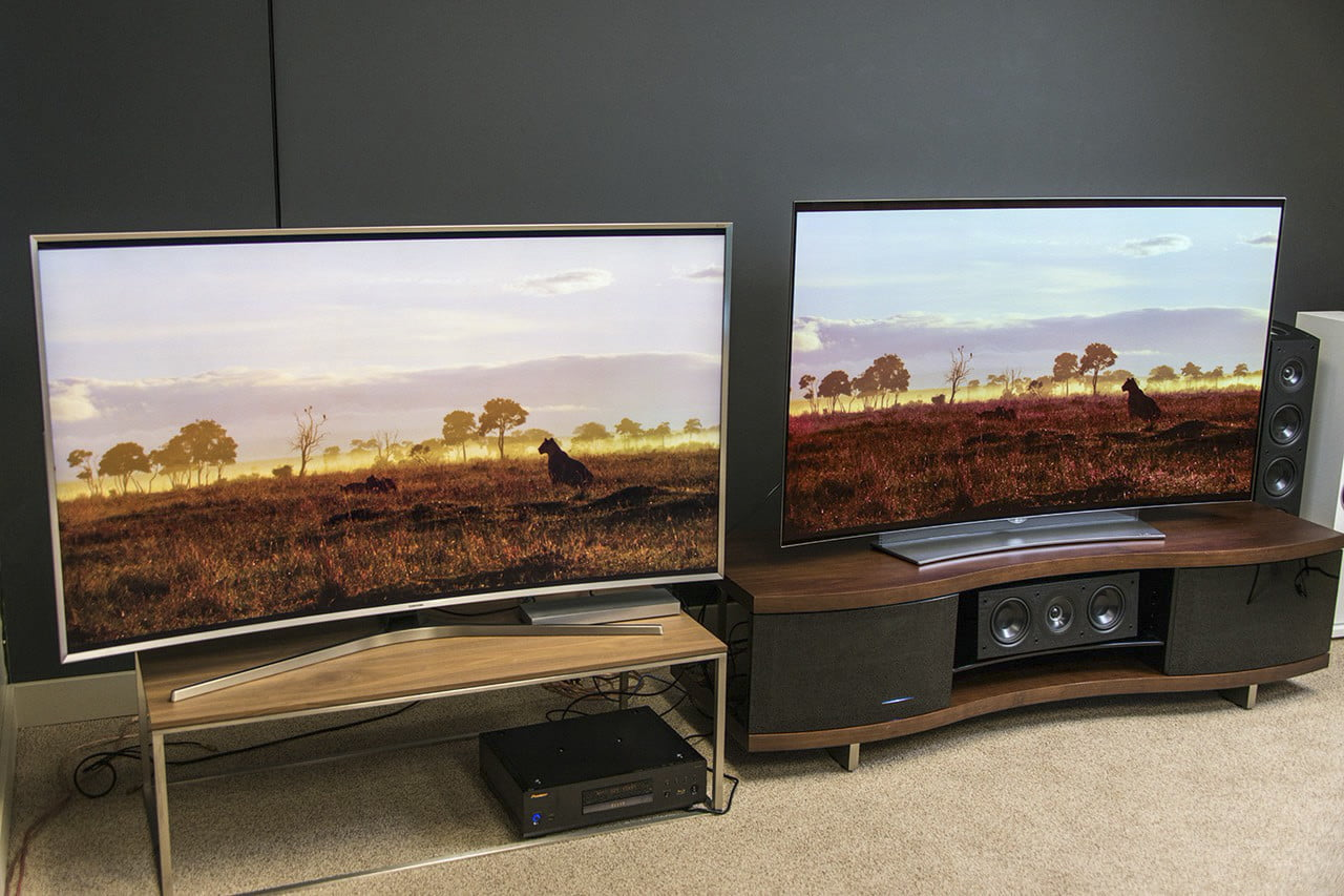 OLED vs  LED: Which Kind of TV Display Is Better? | Digital
