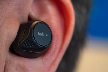 Jabra Elite 75t Review Massive Bass From Tiny Buds Digital Trends