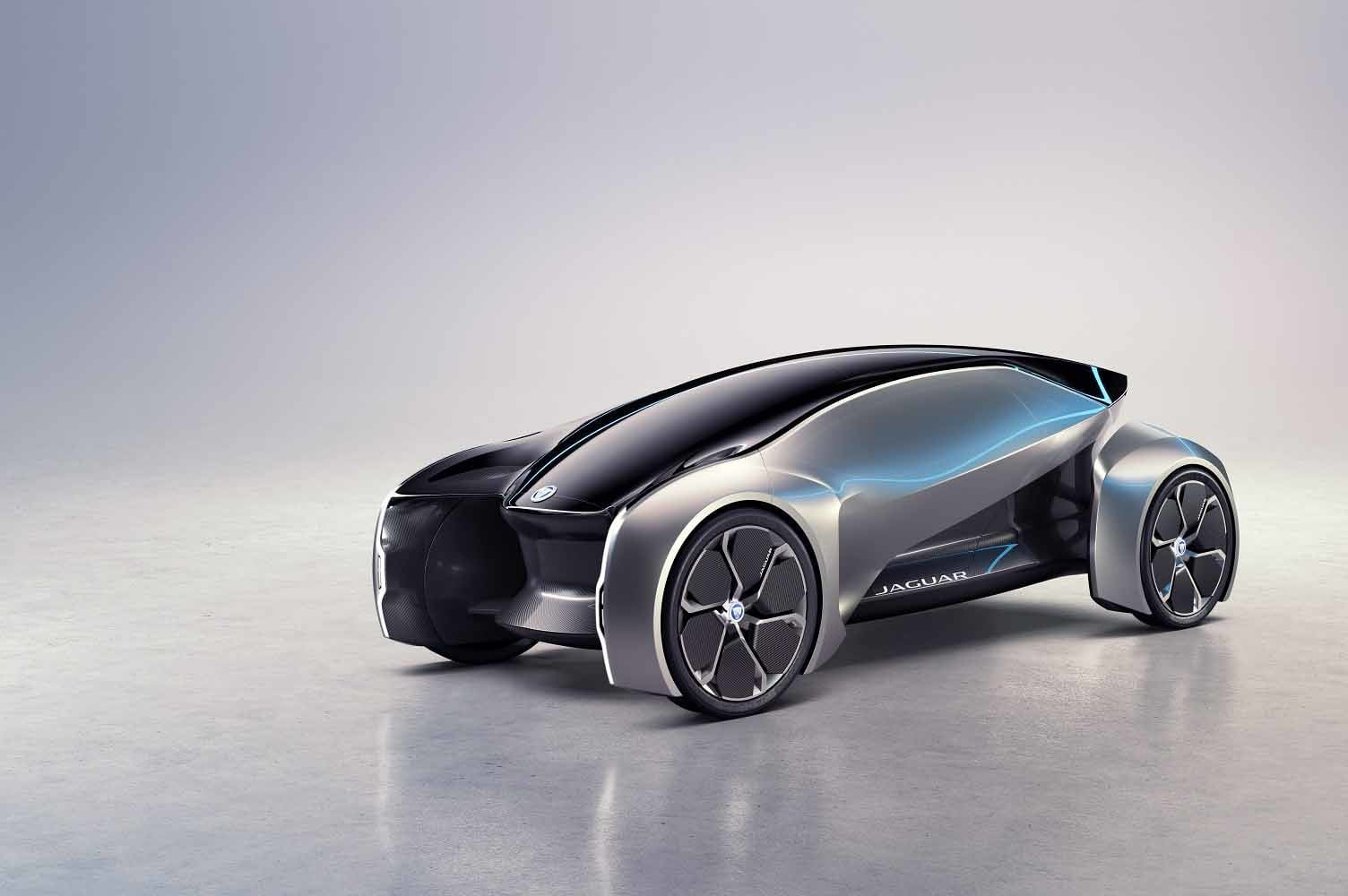 Is that a Mars Rover? Nah, it's Jaguar's crazy concept for a car in 2040
