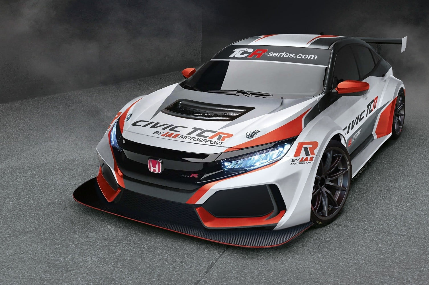 Honda Civic Type R Tcr Performance Specifications Pictures Digital Trends