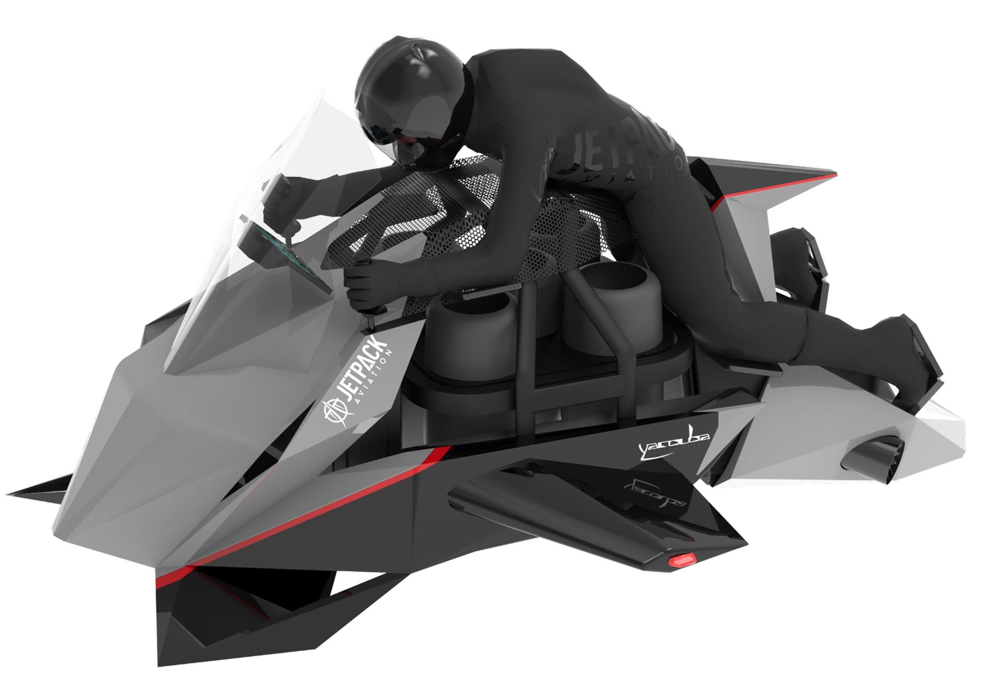The World's Premiere Jetpack Maker Is Building a Flying