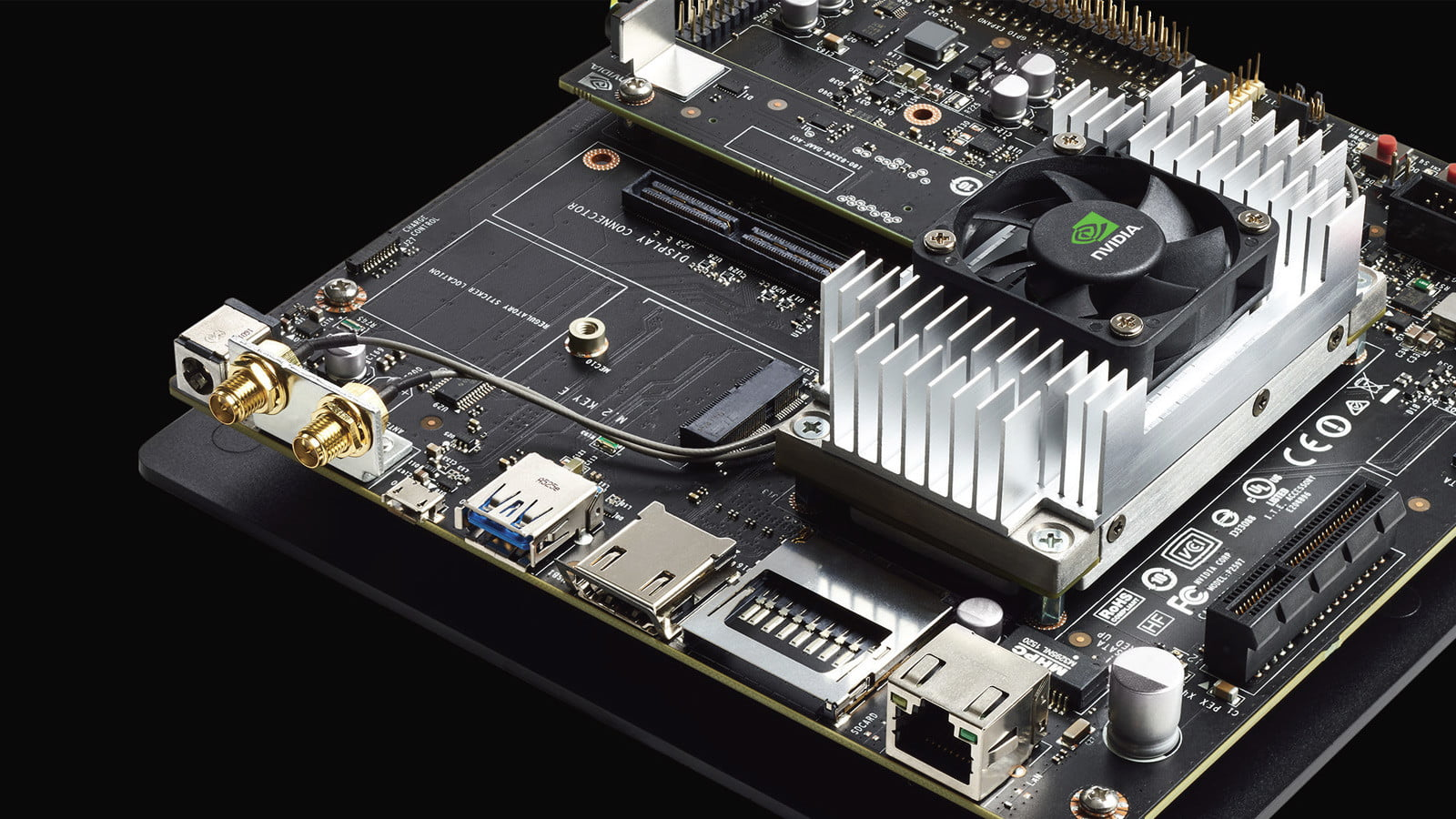 Nvidia's Jetson TX2 Doubles The Power Or Efficiency For On