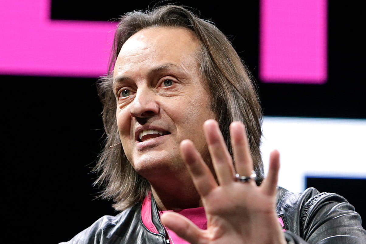 John Legere Steps Down As T Mobile Ceo As Sprint Merger Completed