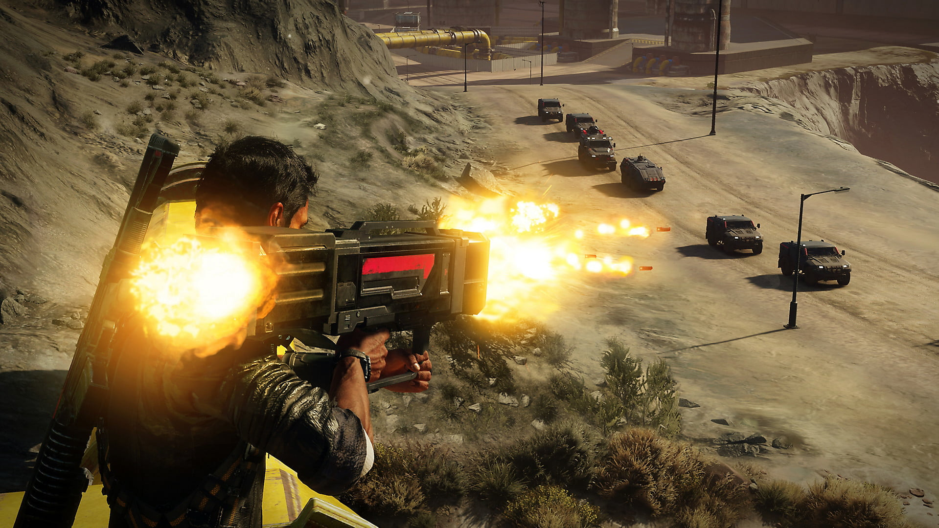 Just Cause 4': Everything You Need to Know | Digital Trends