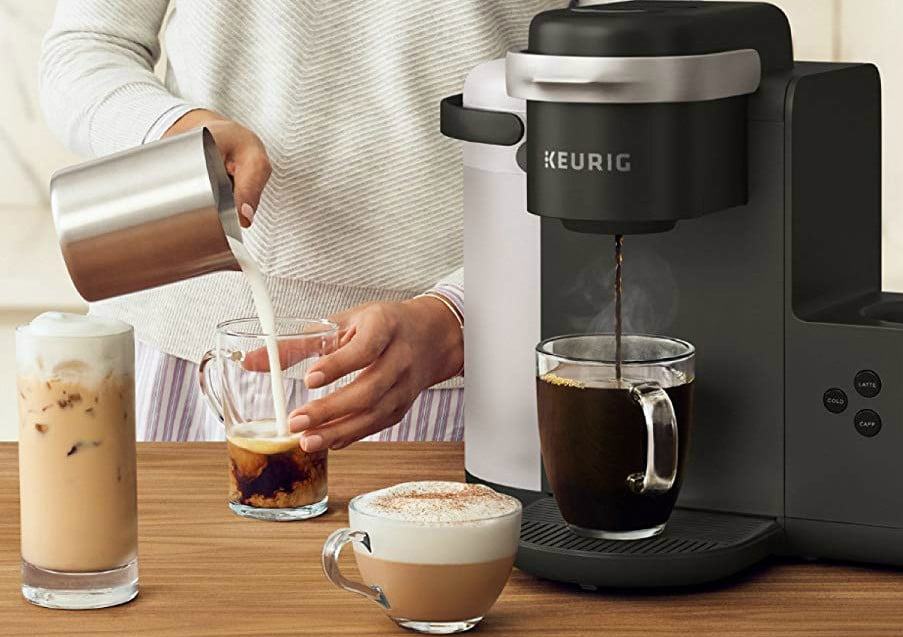 Amazon slices prices on Keurig K-Cup coffee makers for Labor Day