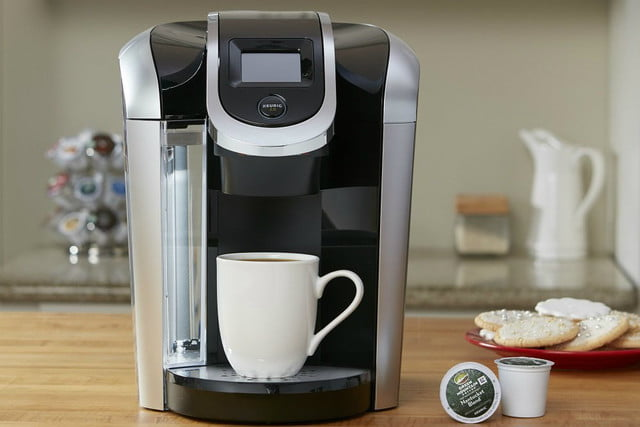 Slashes Prices On Keurig Single Serve K Cup Pod Coffee Makers
