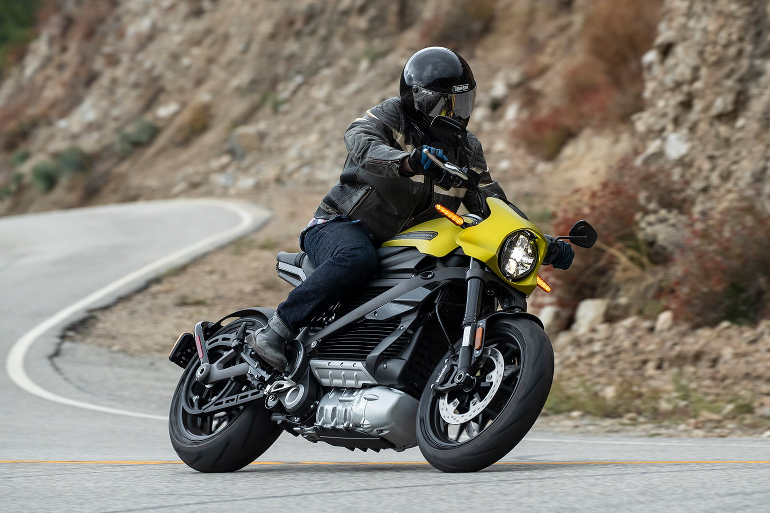 First Drive: I was wrong about the Harley-Davidson Livewire