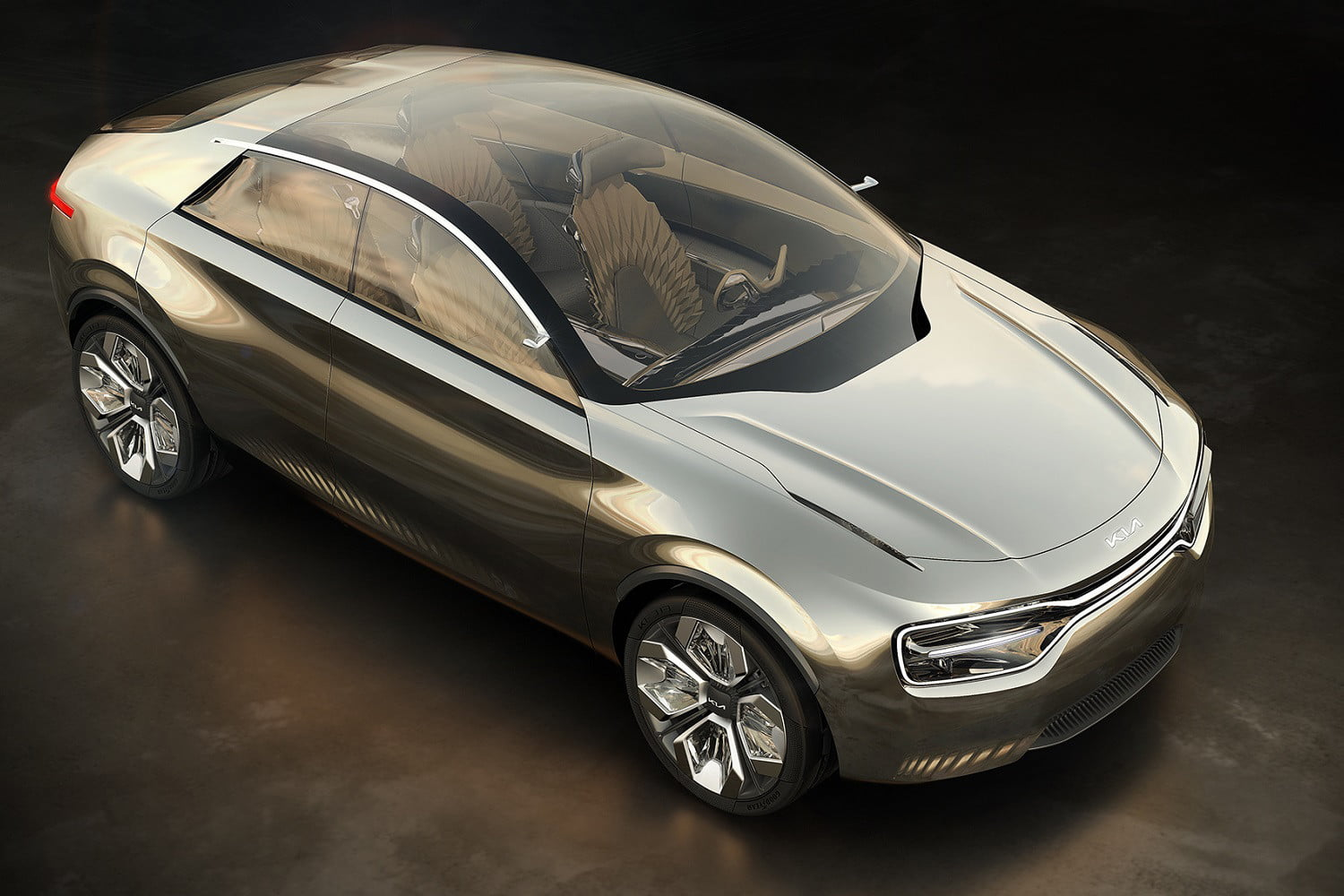 Kia's next electric car, due in 2021, will be a stunner