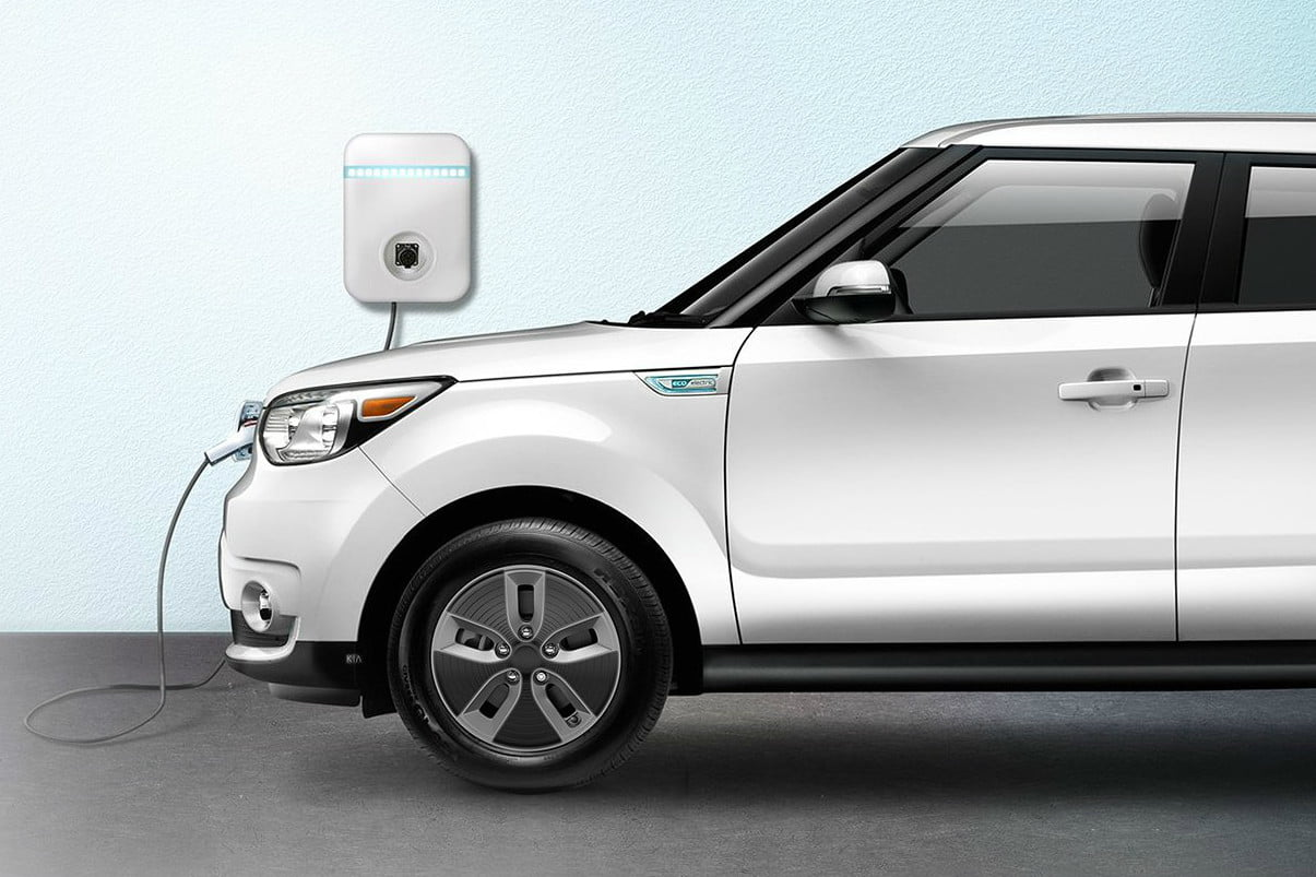 Amazon and Kia team up to simplify EV home-charging station installs