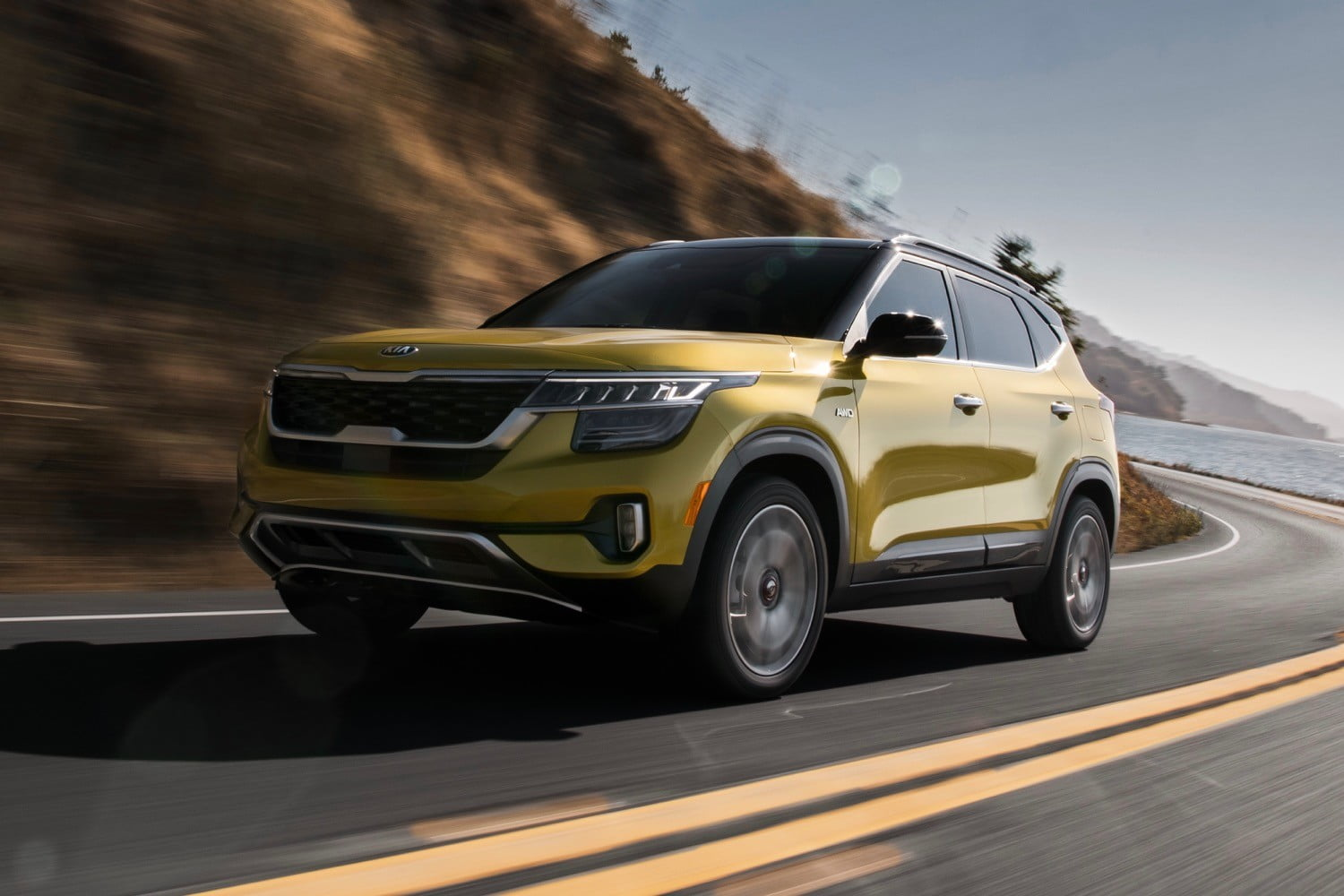 Pint-sized 2021 Kia Seltos crossover could be a great tech value