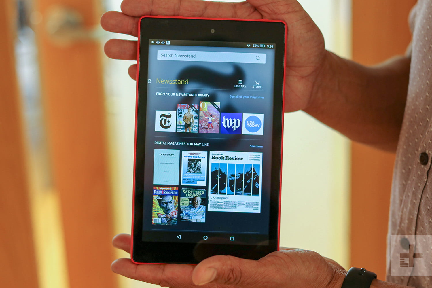 Snag a cheap but good refurbished Fire HD 8 tablet on Amazon for just $60