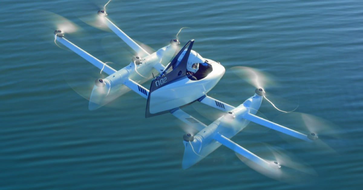 Google co-founder's Kitty Hawk scraps one of its flying-car projects
