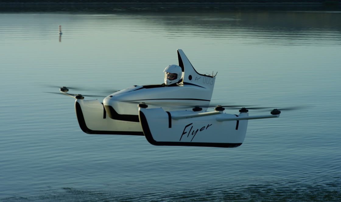 15 awesome flying taxis and cars currently in development