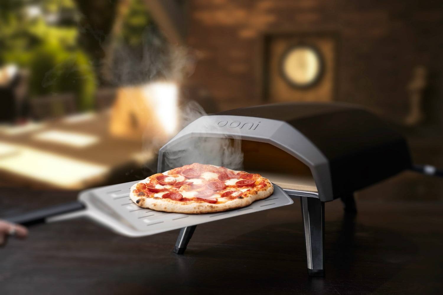 This oven promises a perfect Neopolitan-style pizza in 60 seconds