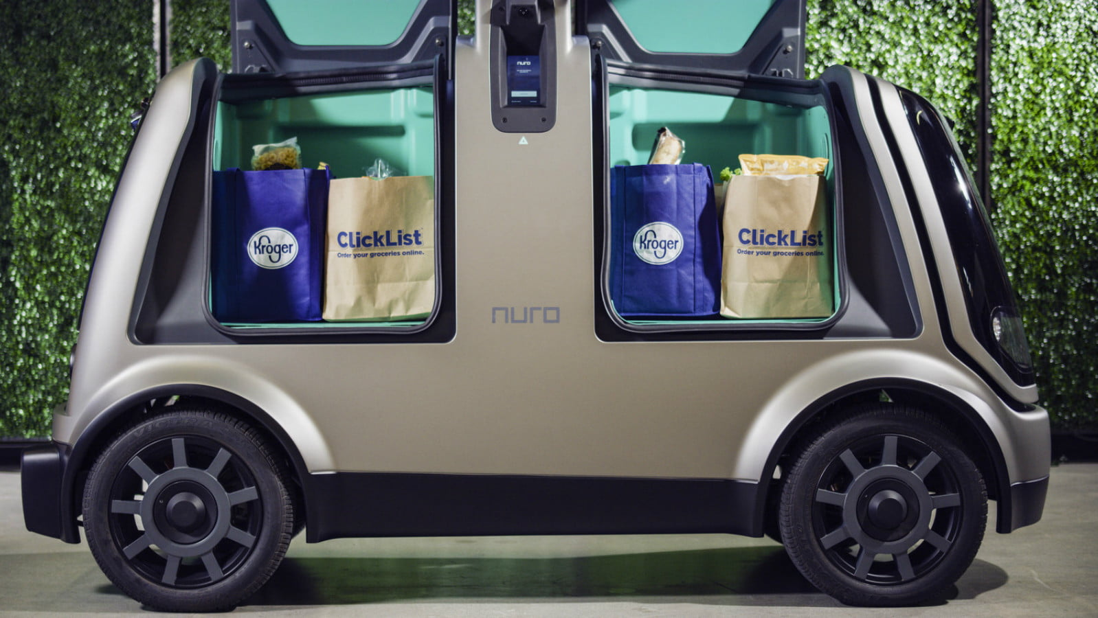 Kroger Supermarket Chain Will Test Driverless Delivery This