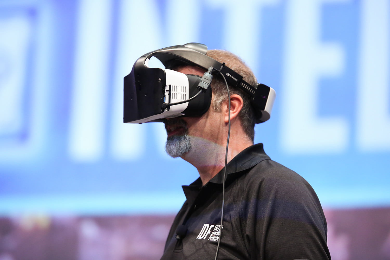 Intel won't lead the VR revolution, but it will power those who do