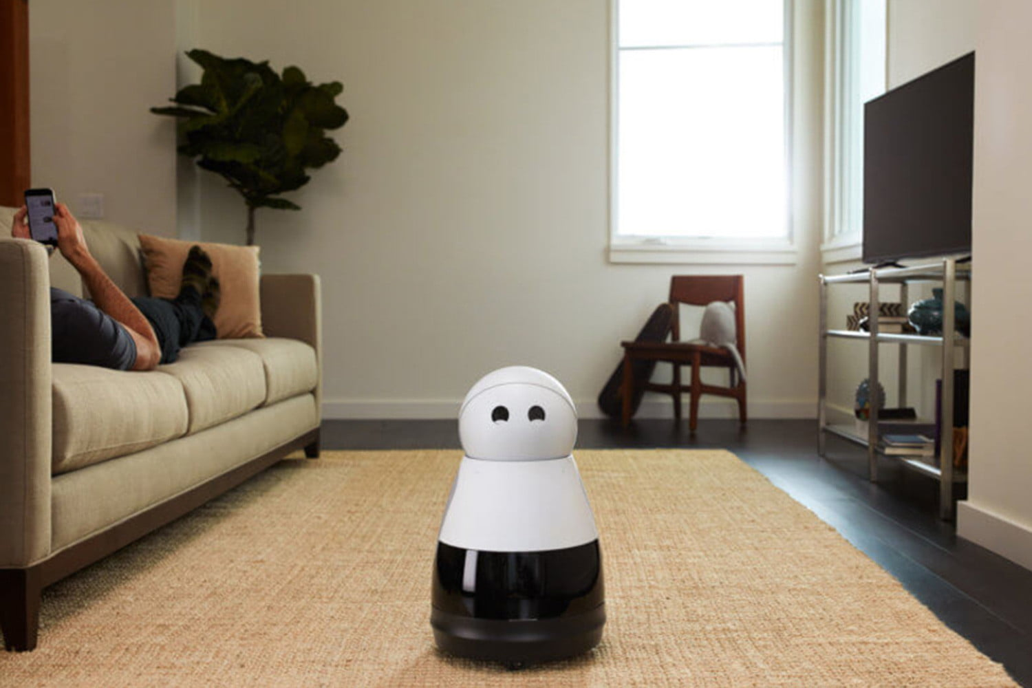 Image result for kuri mobile robot