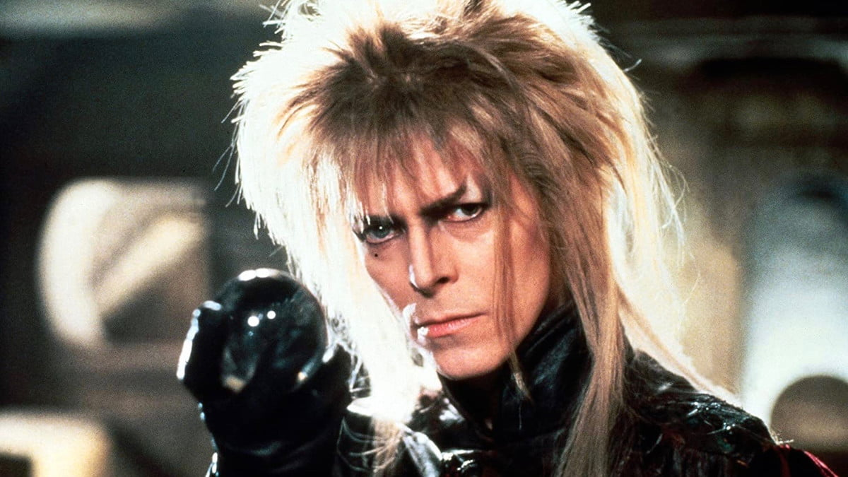 David Bowie in Labyrinth (1986)