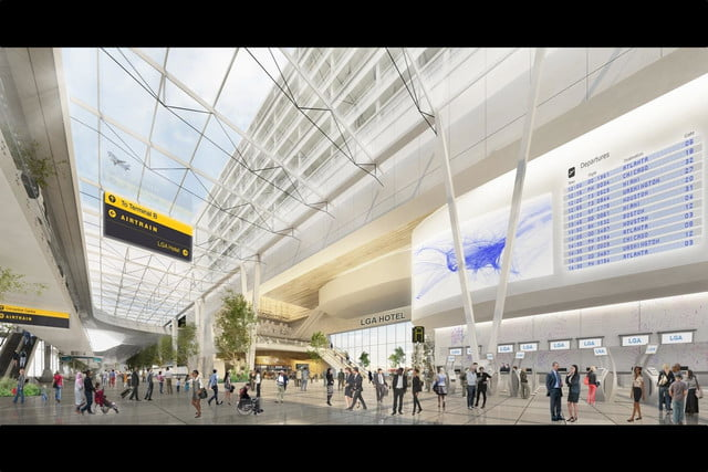 from worst to best new yorks laguardia get 4 billion facelift transformation 3