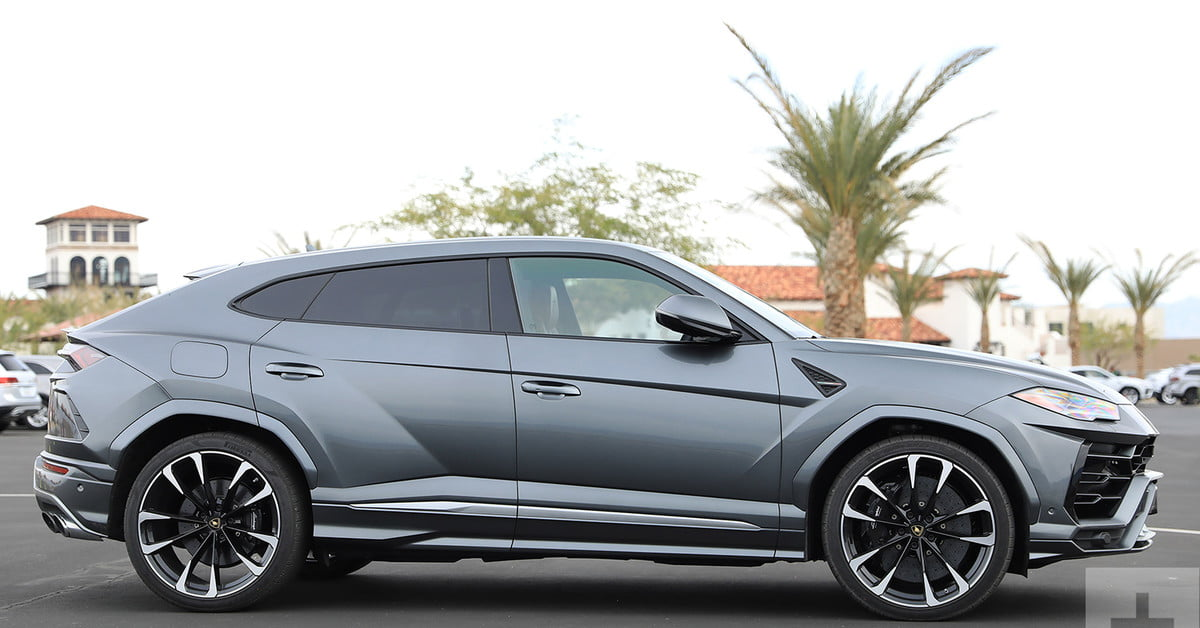 By doing everything well, Lamborghini Urus sets a high bar for performance SUVs