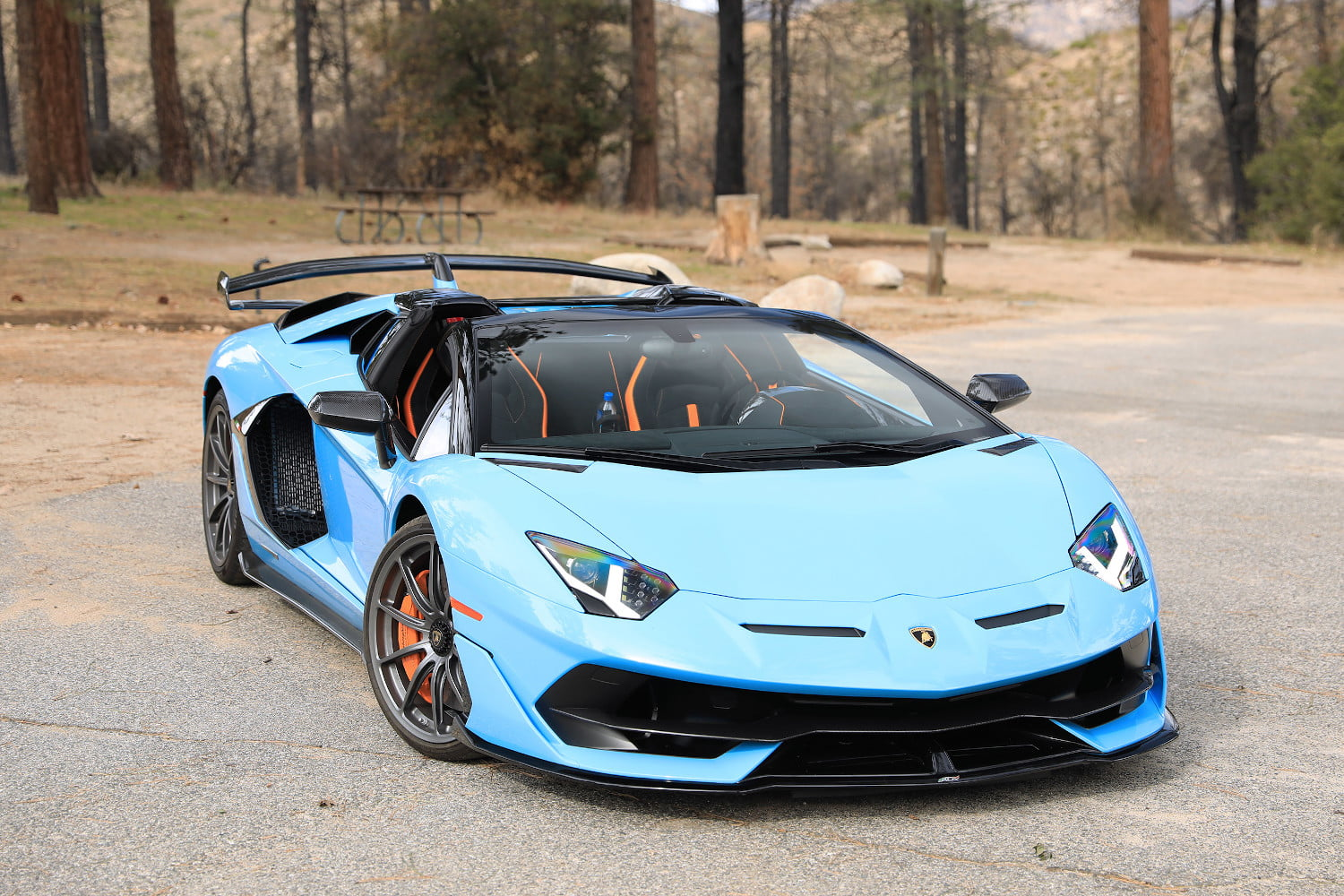 2020 lamborghini aventador svj roadster review listen to that v12 sing digital trends 2020 lamborghini aventador svj roadster