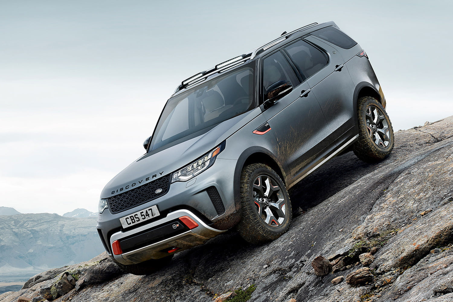 The Latest From Land Rover: Electrification and