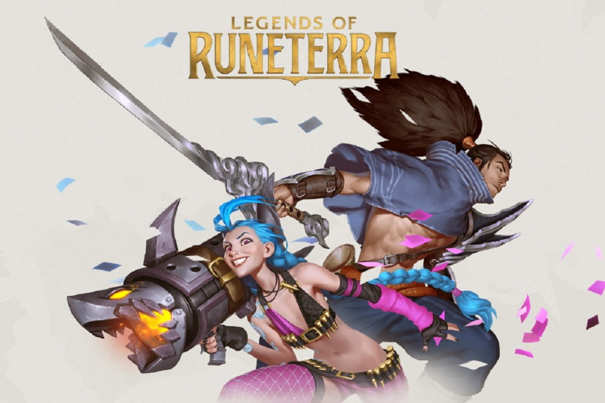 Legends of Runeterra to challenge Hearthstone by removing random booster packs