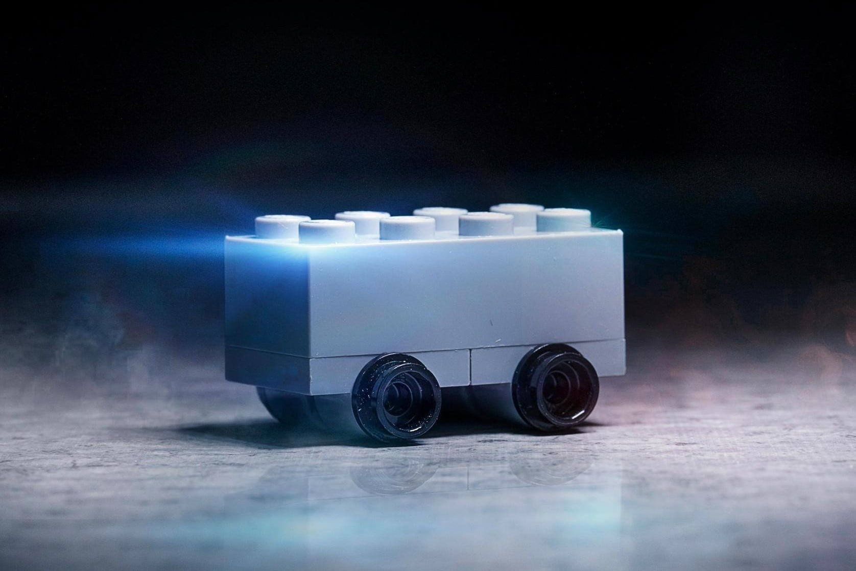 Lego pokes fun at Elon Musk with its own version of the Tesla Cybertruck