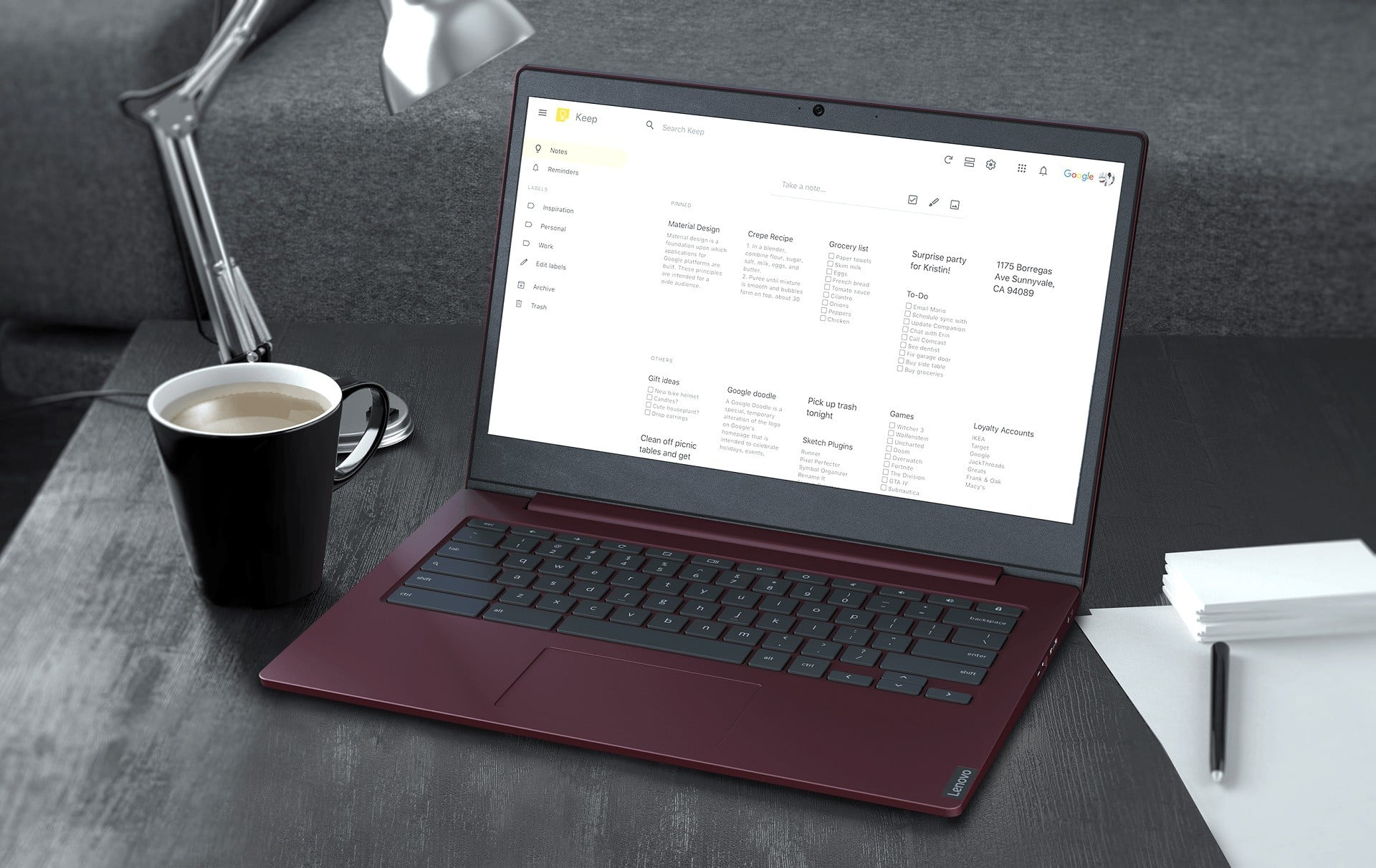 Lenovo Adds a Touch of Color to New Chromebook Lineup with Intel Inside |  Digital Trends