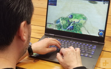 Lenovo Legion Y740 15: Power to the Gamers | Digital Trends