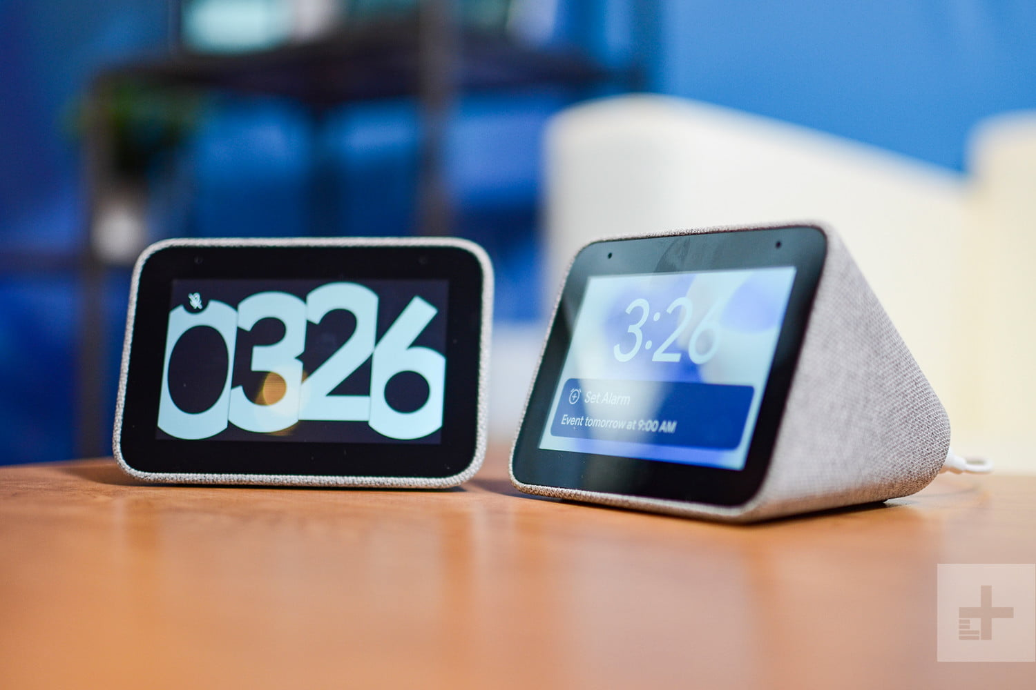 CES 2019 | Lenovo Smart Clock With Google Assistant Hands On