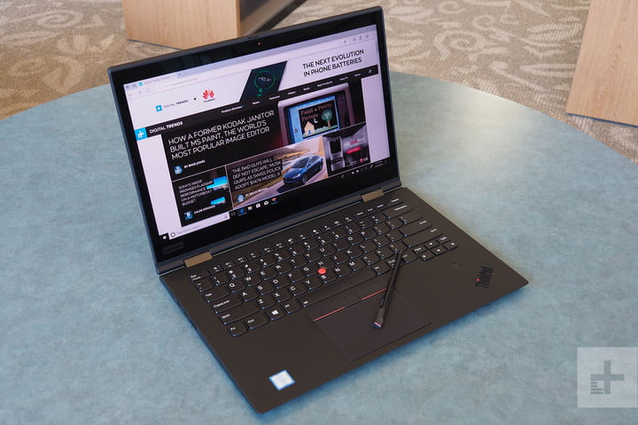 联想ThinkPad X1 Yoga评估