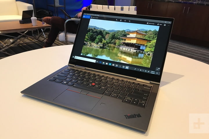 Lenovo ThinkPad X1 Yoga (4th Gen) Hands-on Review: All