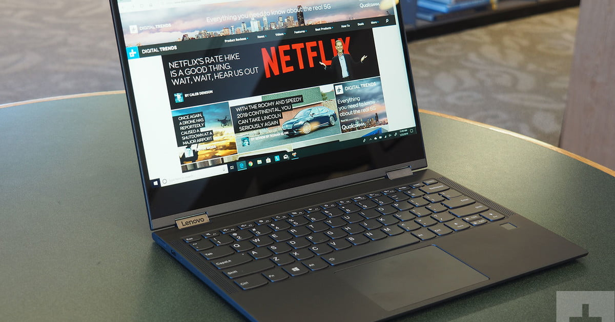 The Yoga C630 has insane battery life, but is still too slow to replace  your PC