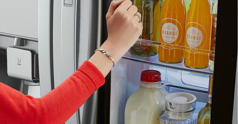 Class Action Lawsuit Claims LG Refrigerators Fail After Just a Few Years