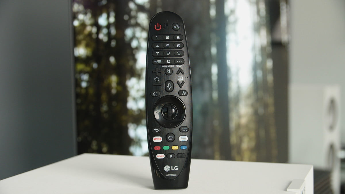 جهاز Magic Motion Remote من LG