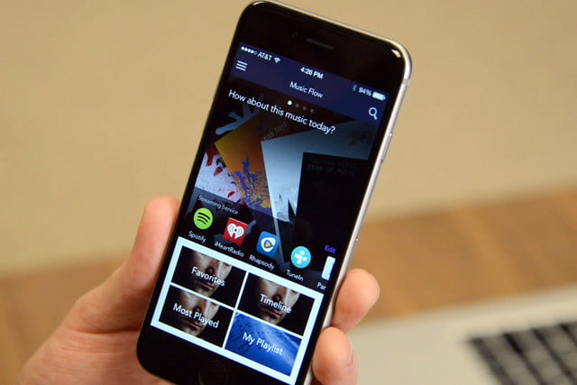 lg music flow hands on review musicflow app 1