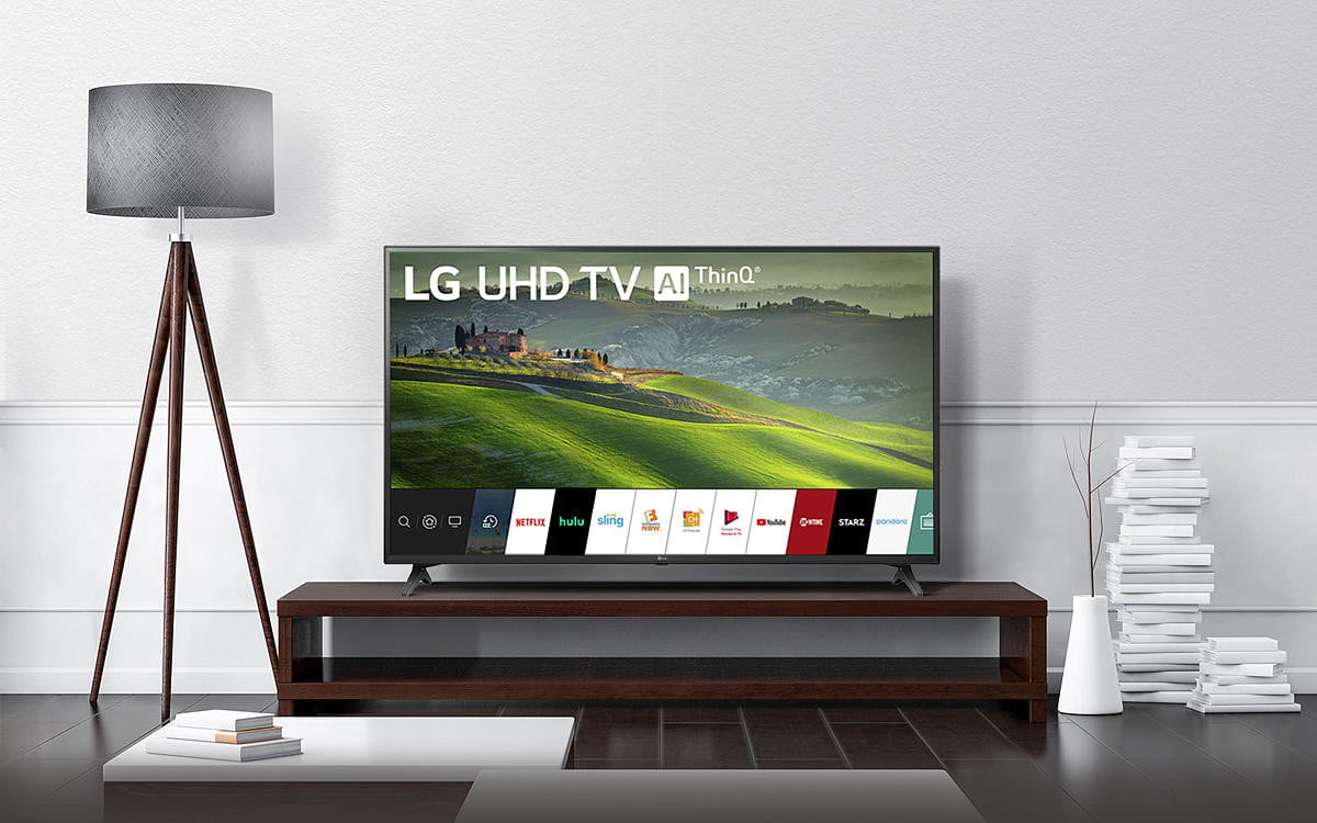 This 65-inch LG 4K TV is currently on sale for less than $500 for limited time