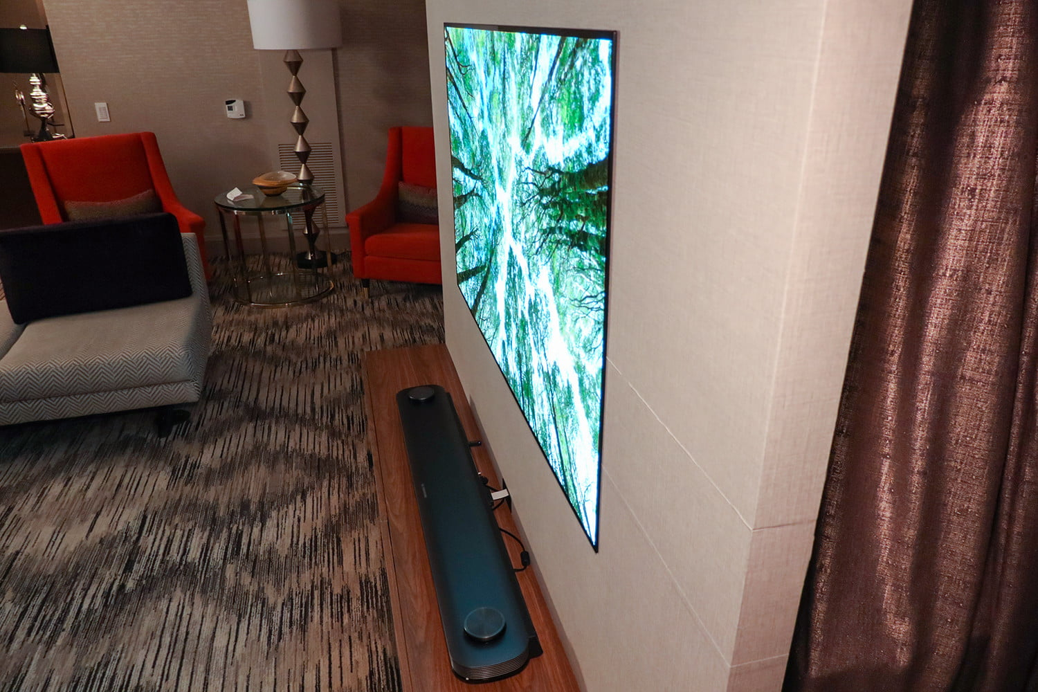 World S Thinnest Televisions Digital Trends
