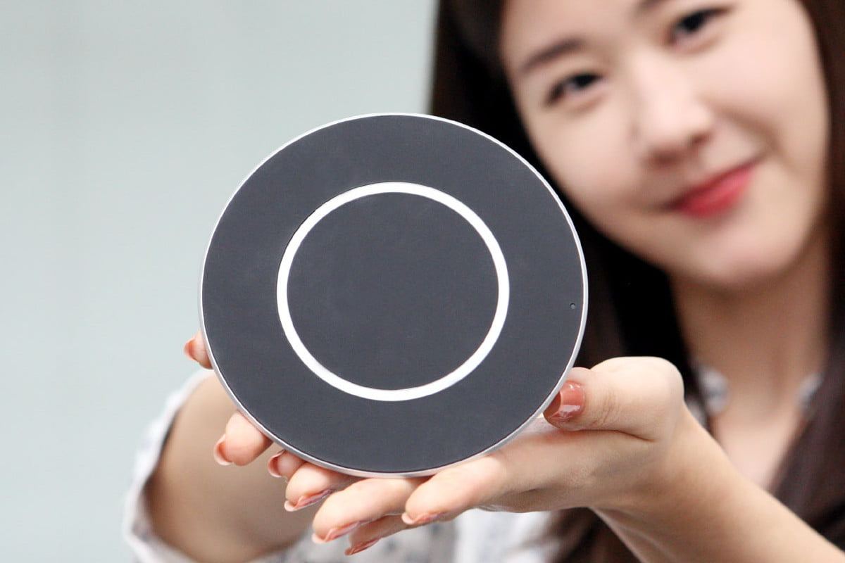 More Power! LG's Wireless Charging Pad Is Seriously Fast