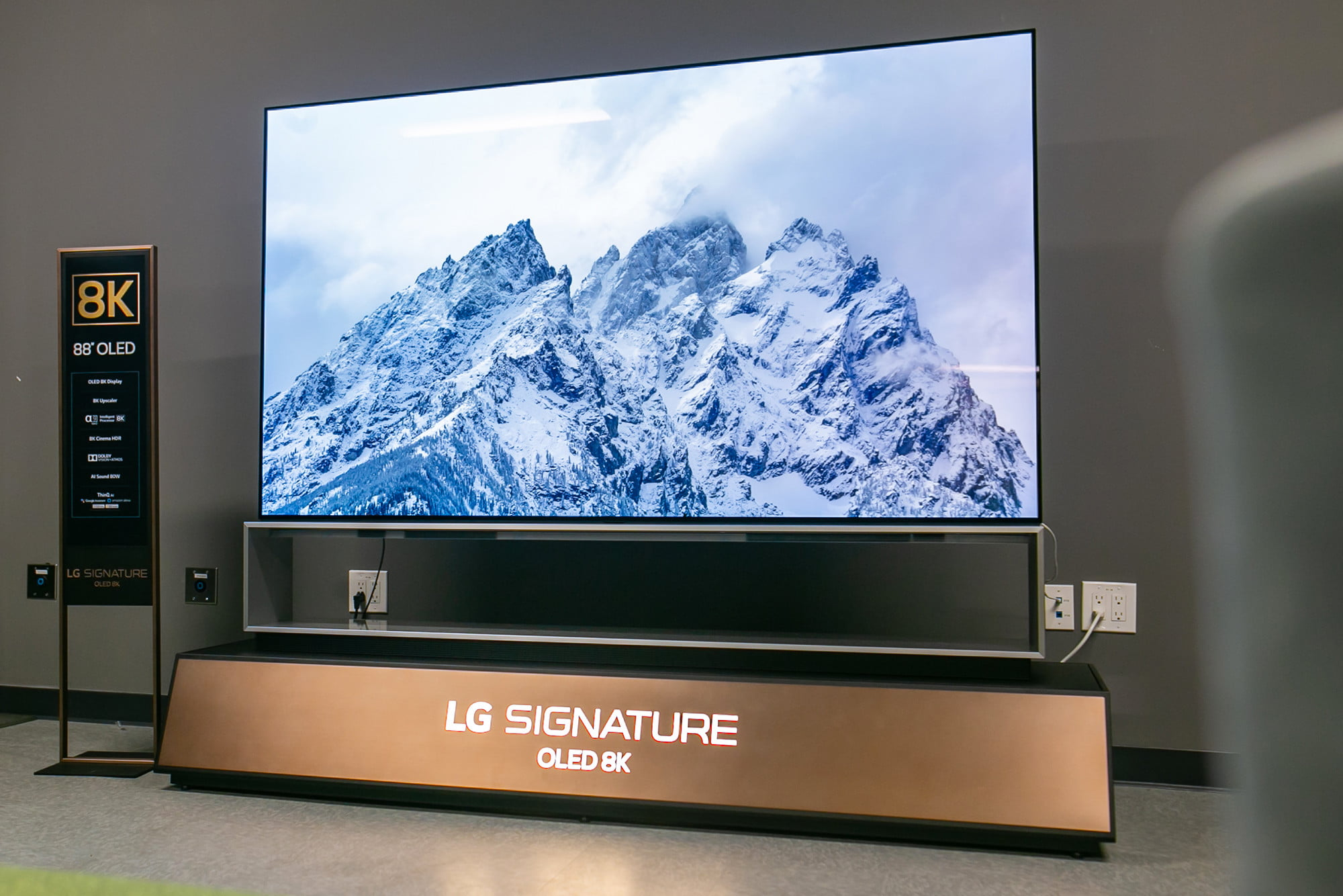 LG Z9 88-inch 8K HDR OLED TV review: The future of television