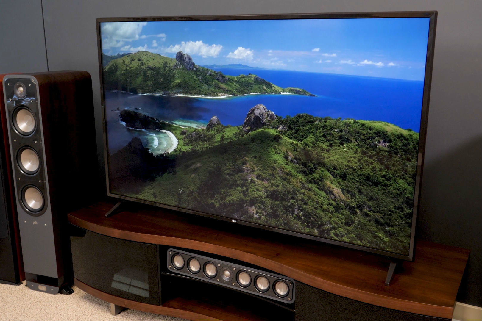 Get Set for 4K With Our LG UJ6300 TV Unboxing and Setup