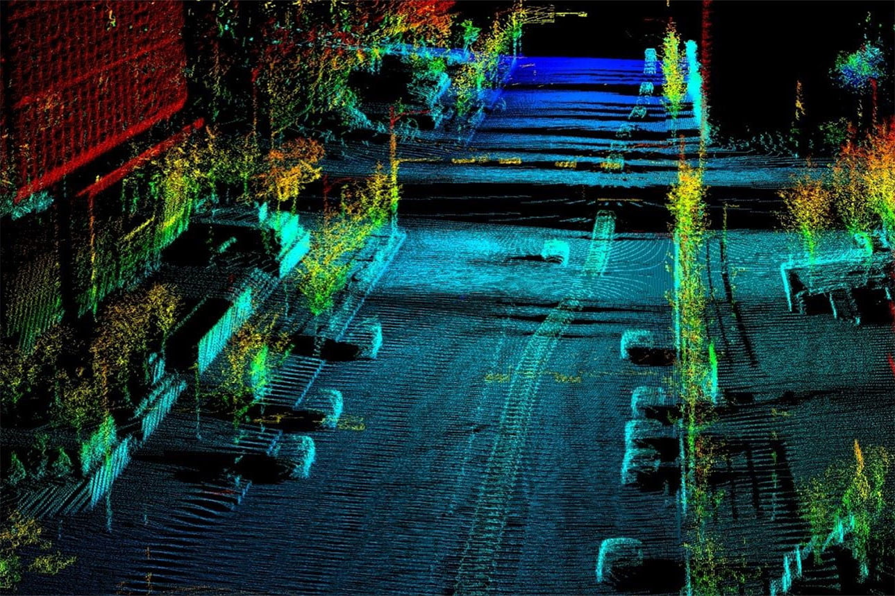 Solid-State Lidar: The Key to Cheap Self-Driving Cars